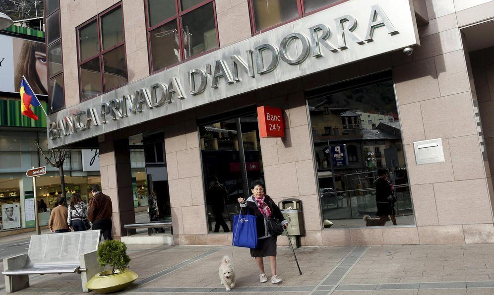 Foto: Oficina de BPA en Andorra en 2015. (Reuters)