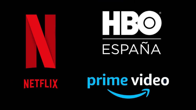 Netflix, Amazon Prime Video y HBO, plataformas de 'streaming'. (ECTV)