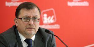 IU también decidirá en referéndum si entra en el Gobierno de Asturias