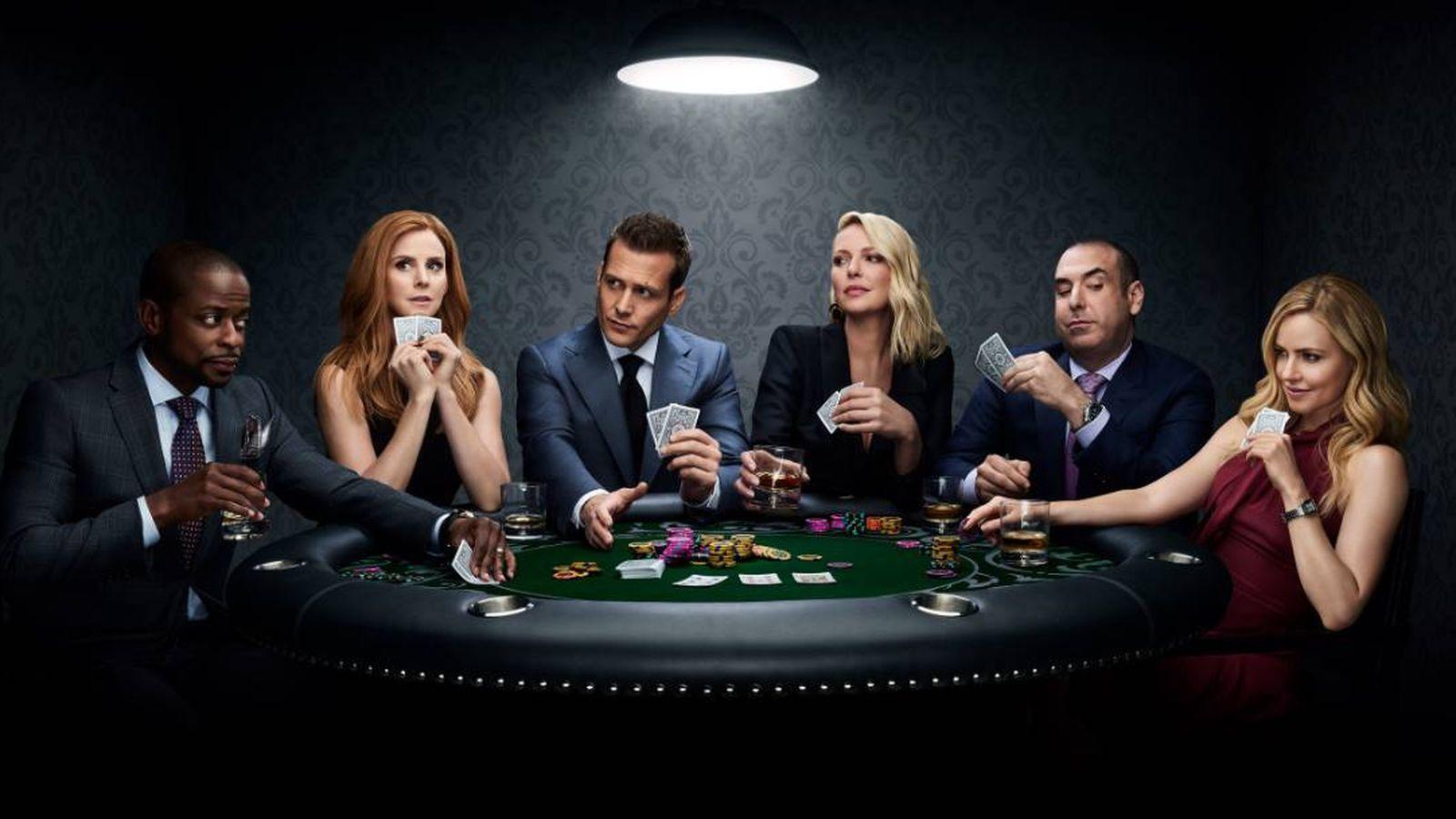 Foto: Imagen de la octava temporada de 'Suits'. (USA Network)