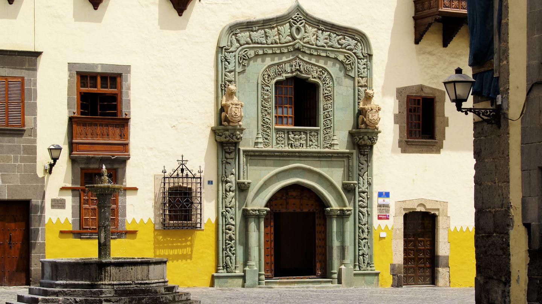 Casa de Colón en Las Palmas (Fuente: iStock)