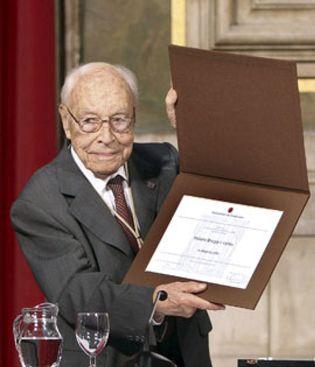 Foto: Muere Moisés Broggi, el último gran icono del independentismo catalán