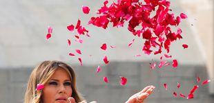 Post de Melania e Ivanka Trump, enfrentamiento de estilos en la India