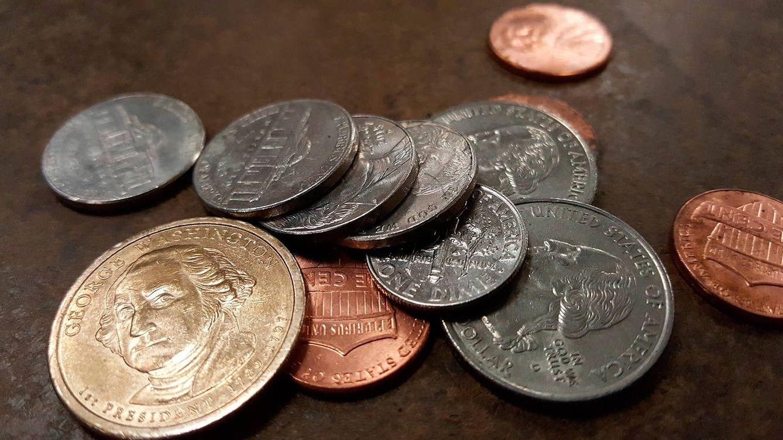Estados Unidos se queda sin monedas por culpa del coronavirus