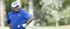 Foto: El argentino Cabrera y el americano Snedeker lideran la clasificación del Masters de Augusta