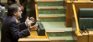 Eguiguren es partidario de que Batasuna regrese al parlamento
