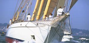 Post de El velero Adix, de Jaime Botín: dos reyes, contrabando y un Picasso