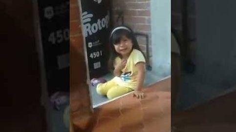 El drama y los lloros de esta niña que se merece un Óscar