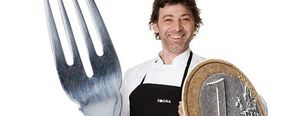 Foto: El 'low cost' llega a la alta cocina de la mano de Andrés Madrigal