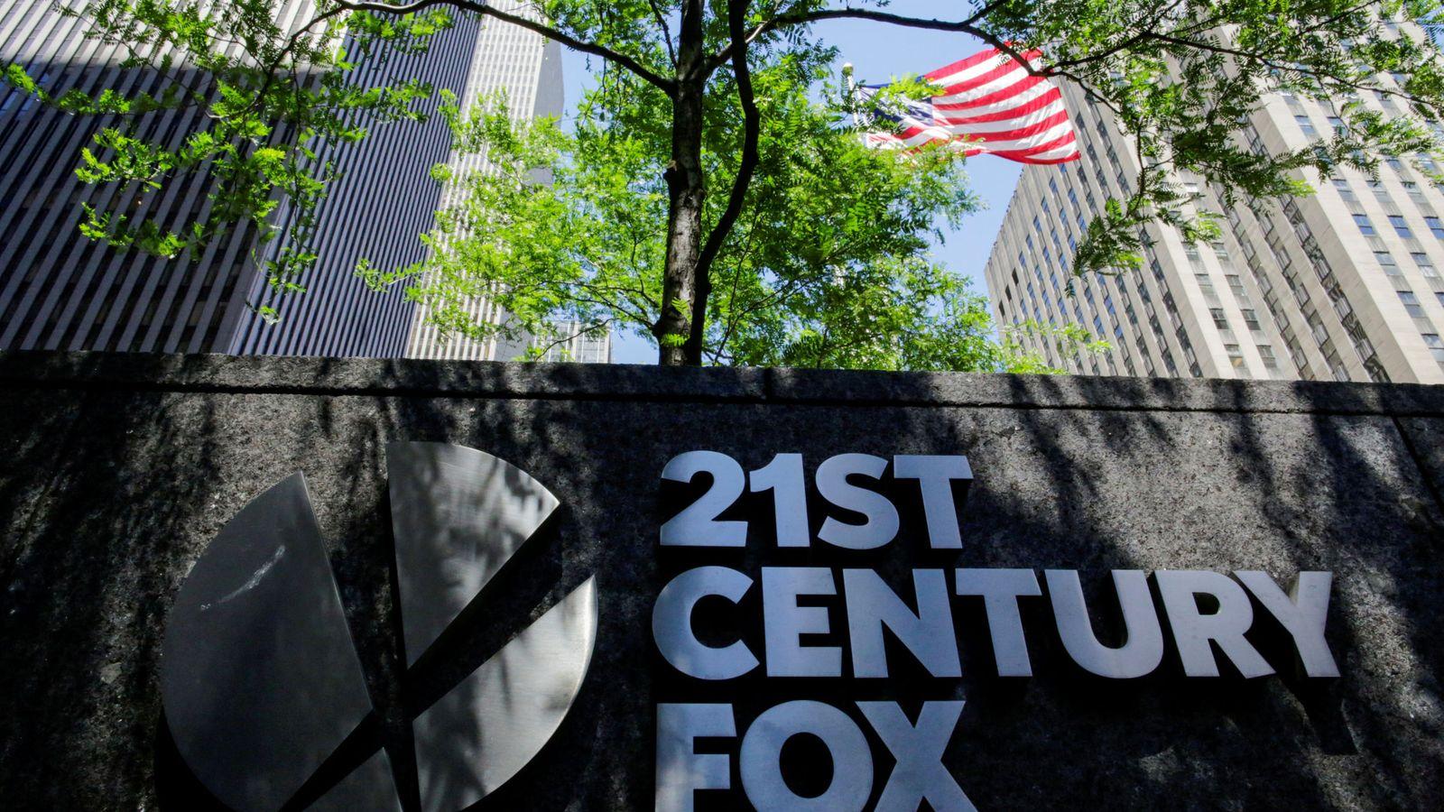 Foto: Sede de 21st Century Fox en Nueva York. (Reuters)