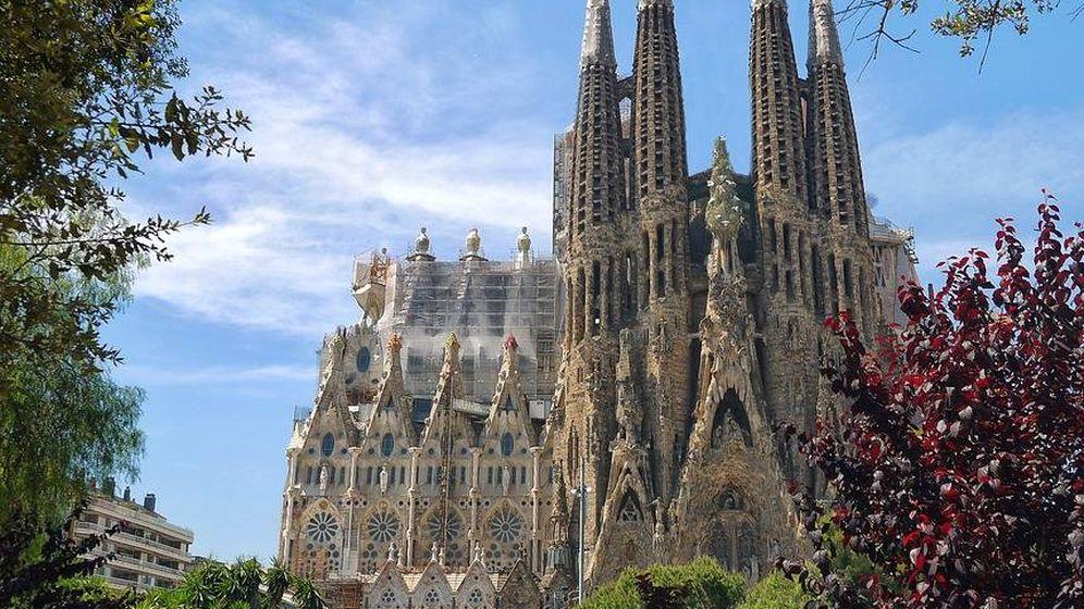 Foto: La Sagrada Familia, en Barcelona. (CC)