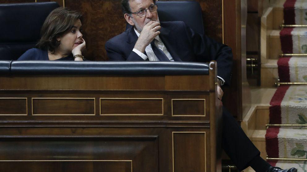 El Congreso aprueba los Presupuestos que dan año y medio de oxígeno a Rajoy
