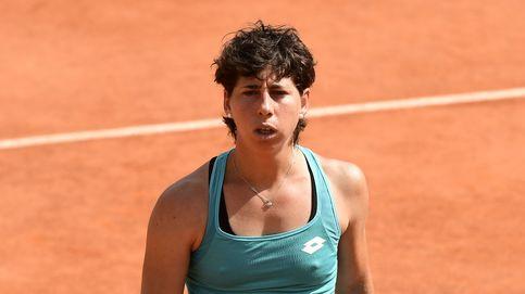 La tenista Carla Suárez anuncia que tiene un cáncer y recibirá quimioterapia