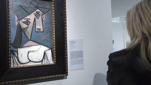 Grecia localiza un cuadro de Picasso robado hace nueve años escondido cerca de Atenas