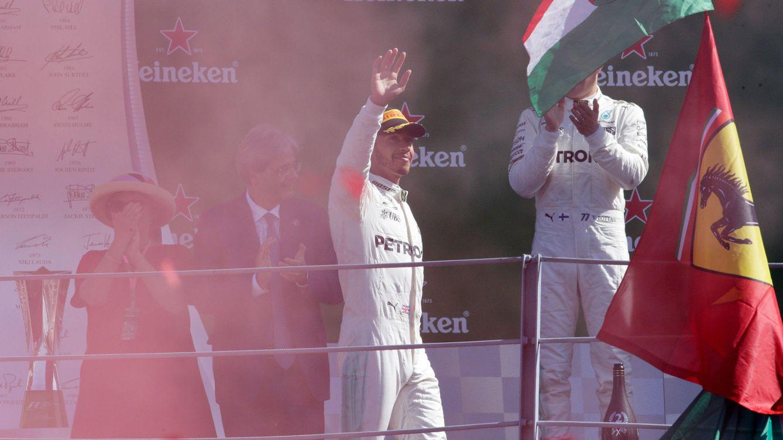 Foto: Las mejores imágenes del Gran Premio de Italia de Fórmula 1