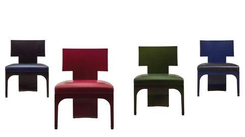 De la silla al sillón: 15 creaciones en cuero del diseño contemporáneo