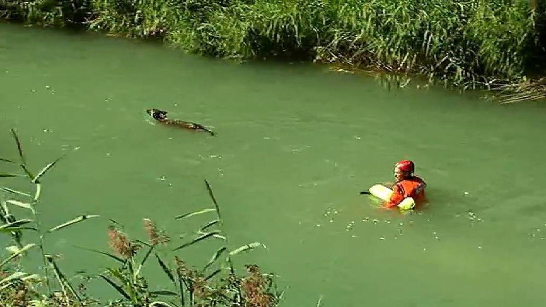 Localizan el cadáver del niño de 11 años desaparecido en el río Cabriel