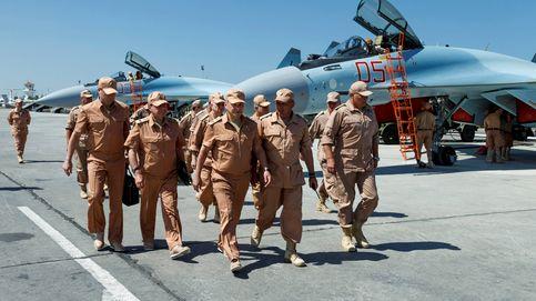 Rusia responde a EEUU desplegando un nuevo sistema antimisiles en Siria