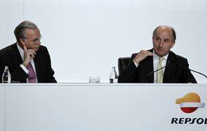 Sonatrach y Suez, candidatos a compar el paquete de Repsol en Gas Natural