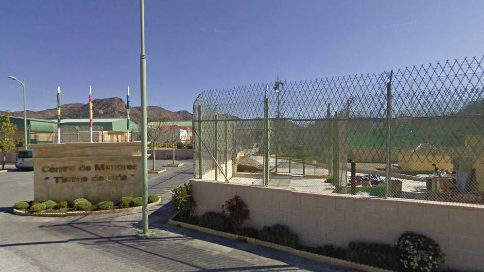 Foto: El centro Tierras de Oria, en Almería, al que acusan extrabajadores e internos.