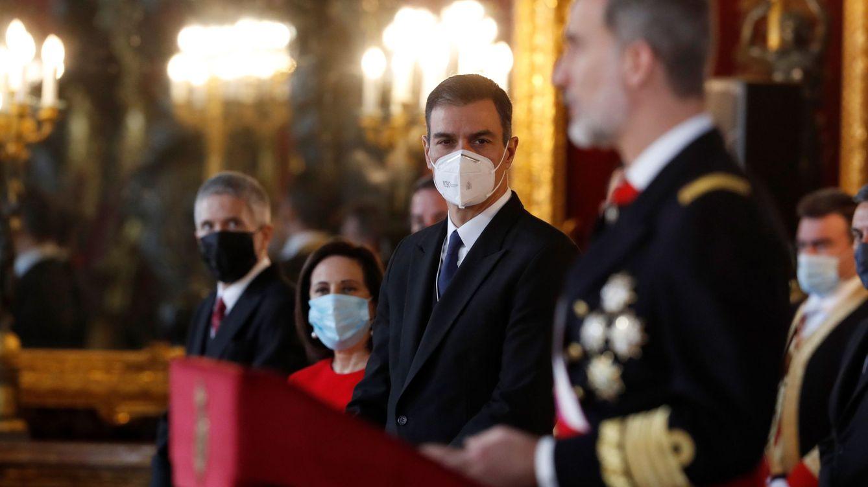 Zarzuela enfría el interés del Gobierno para regular la Corona