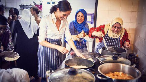 Con las manos en la masa: el nuevo libro de cocina de Meghan Markle
