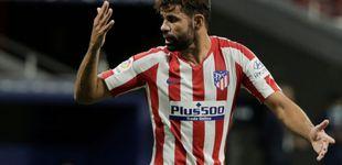 Post de Resistir es subsistir: Diego Costa rescata a un Atlético que ya es equipo Champions