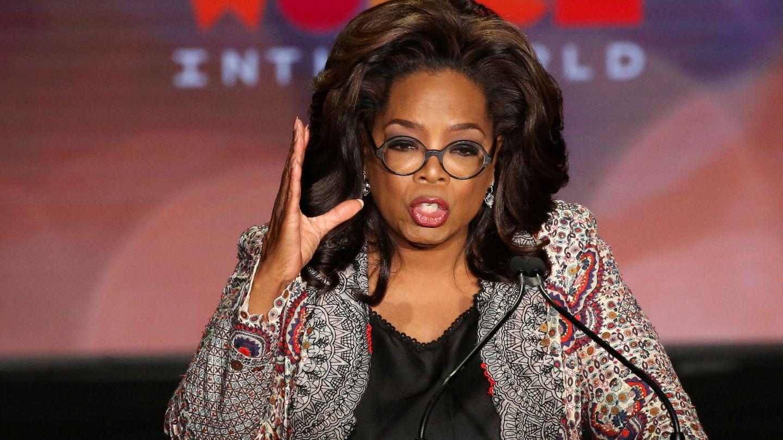 Oprah Winfrey, una de las grandes defensoras de Meghan. (Reuters)