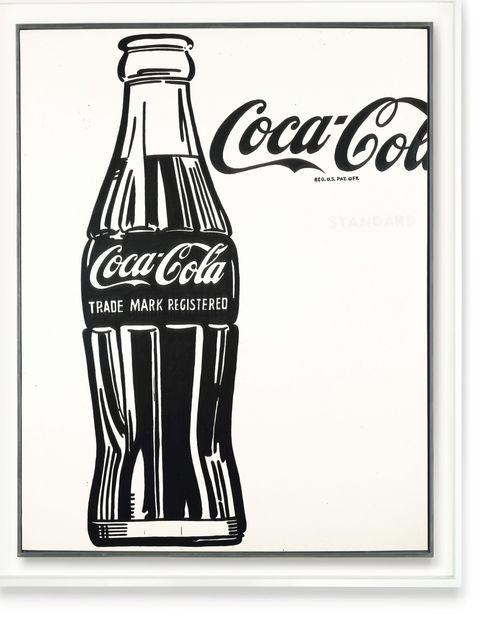 La botella de Warhol (EFE)