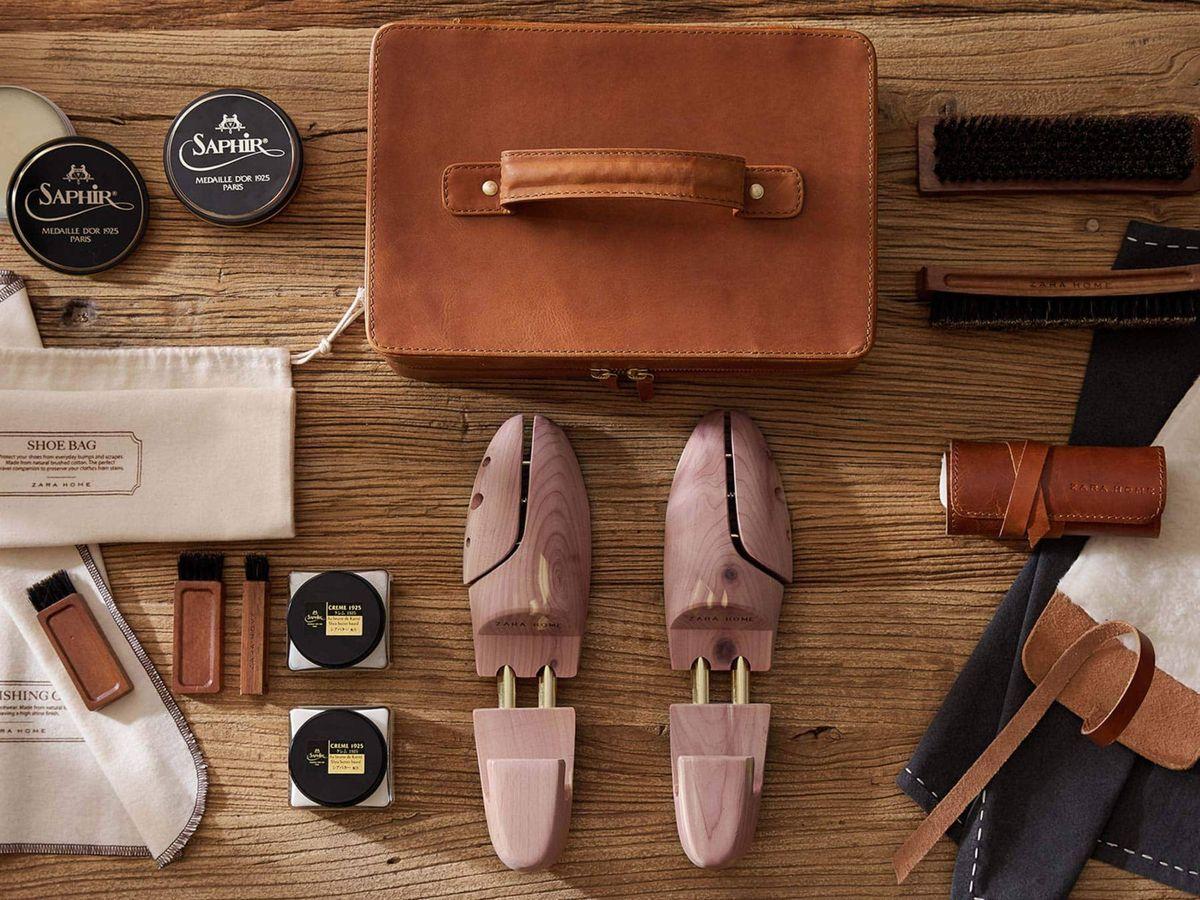 Foto: Novedades de Zara Home para unos zapatos perfectos. (Cortesía)
