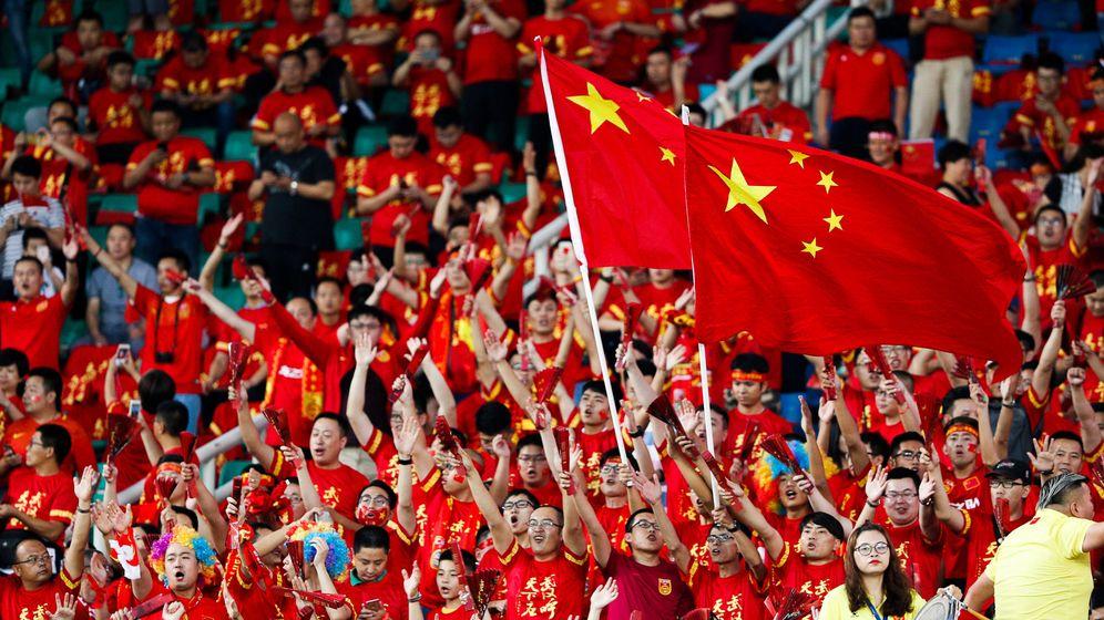 Foto: El deporte es uno de los grandes motivos de orgullo de China. (Reuters)