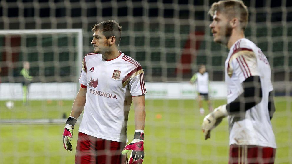 De Gea y la transición dulce de Iker en la selección... ¿y el Madrid?