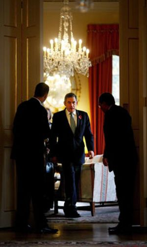 El Gobierno de Gordon Brown pierde datos financieros de 25 millones de cotizantes británicos
