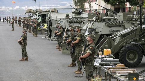 Mueren dos militares en Fuerteventura en un accidente durante unas maniobras