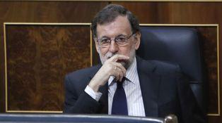 Mariano Rajoy: bailar con la más fea para 'llevarse a la cama' al Gobierno Trump