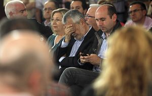 La estafa de la formación alcanza al epicentro de la Junta de Andalucía