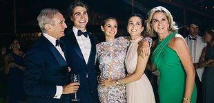 Post de Los Palatchi Gallardo, de fiestón en fiestón: cumpleaños del padre y boda de la madre