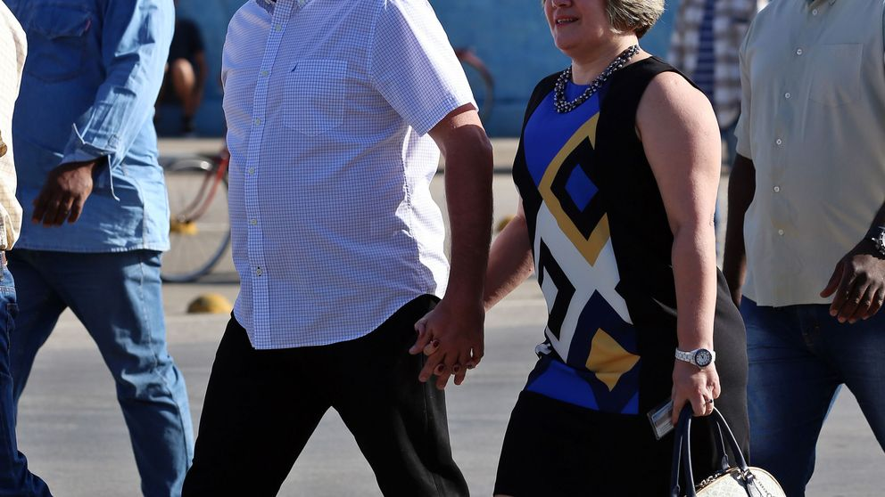 ¿Quién es Lis Cuesta, la primera dama cubana que recibirá a la reina Letizia?