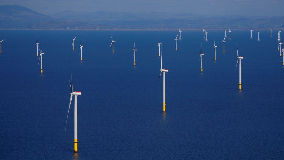 Iberdrola ampliará su proyecto de eólica marina en Reino Unido hasta 1.400 MW