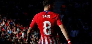 Post de La razón por la que Simeone prefiere ver fuera del Atlético a Saúl antes que a Lucas