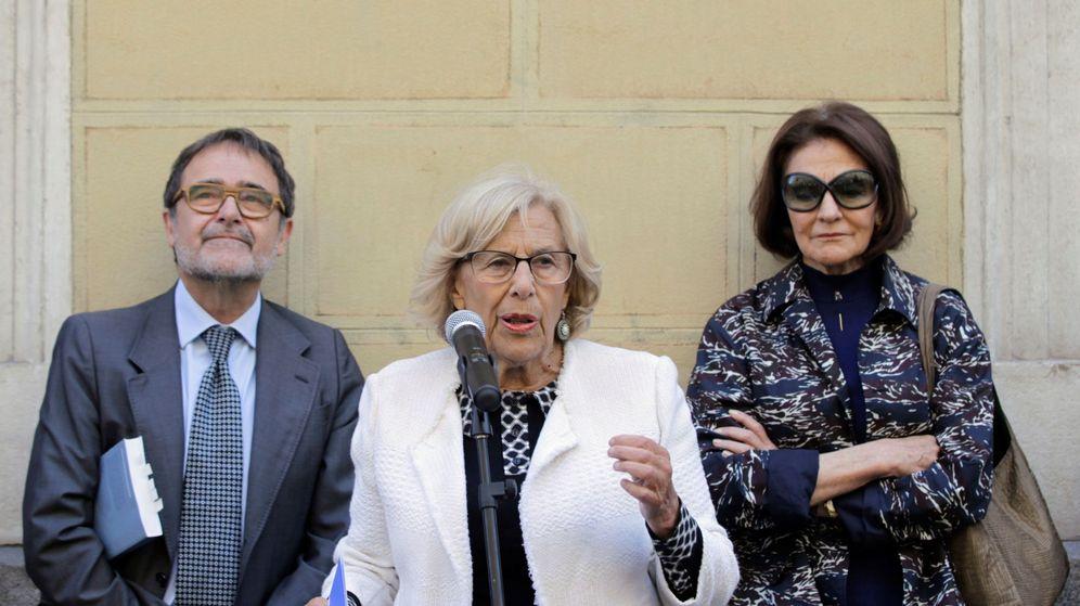 Foto: Carmena, alcaldesa en funciones de Madrid. (EFE)