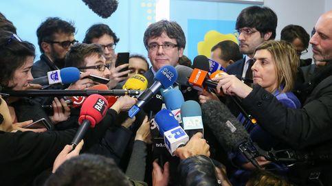 La 'casilla del castellano', el último ariete para forzar la retirada de Puigdemont