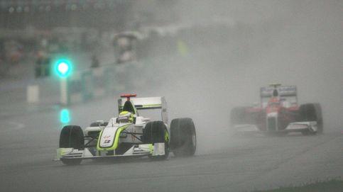 La Fórmula 1 espera lluvia de nuevo en el escenario de la última carrera inacabada