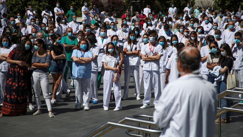 Más de 1.000 sanitarios alojados en hoteles por la pandemia de covid-19 vuelven a casa