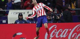 Post de La dependencia que tiene el Atlético de Madrid de Morata