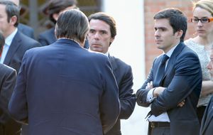 Aznar Jr. demanda a una diputada de UPyD que insinuó que hace 'pinitos' en la mafia
