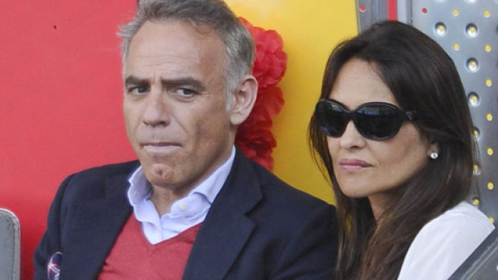 """Joaquín Torres resta importancia al """"bache"""" en su matrimonio con Mercedes Rodríguez"""