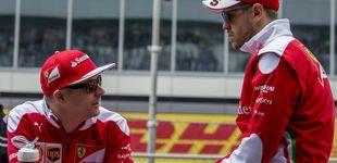 Post de Por qué Raikkonen le puede meter el susto en el cuerpo a Vettel en 2017