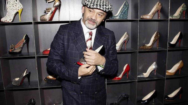 Christian Louboutin, el zapatero de los stilettos con suela roja
