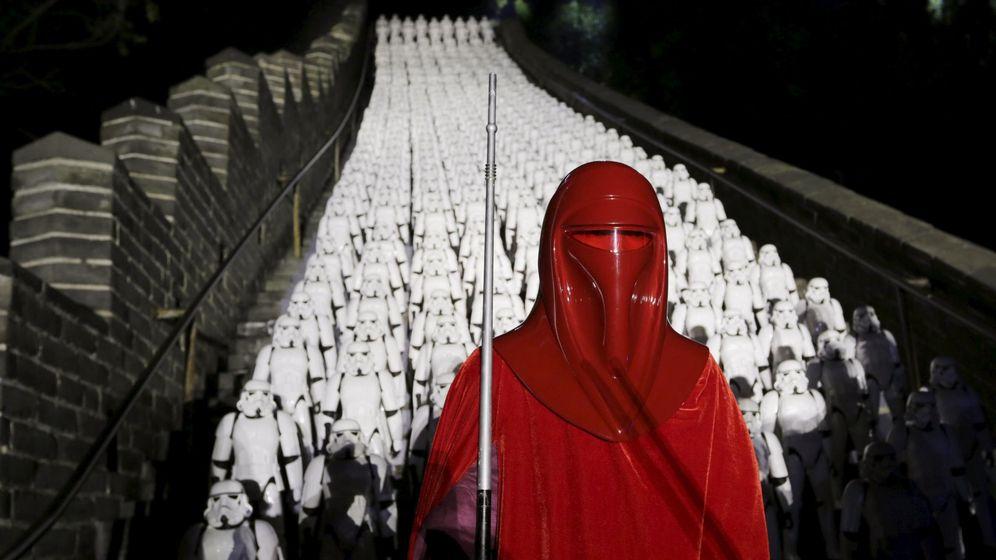 Foto: Soldados Imperiales en la